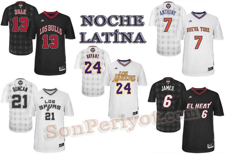 NBA Noche Latina
