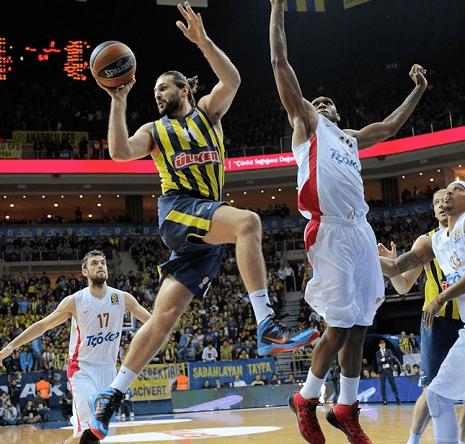 Fenerbahçe Ülker - Olympiacos
