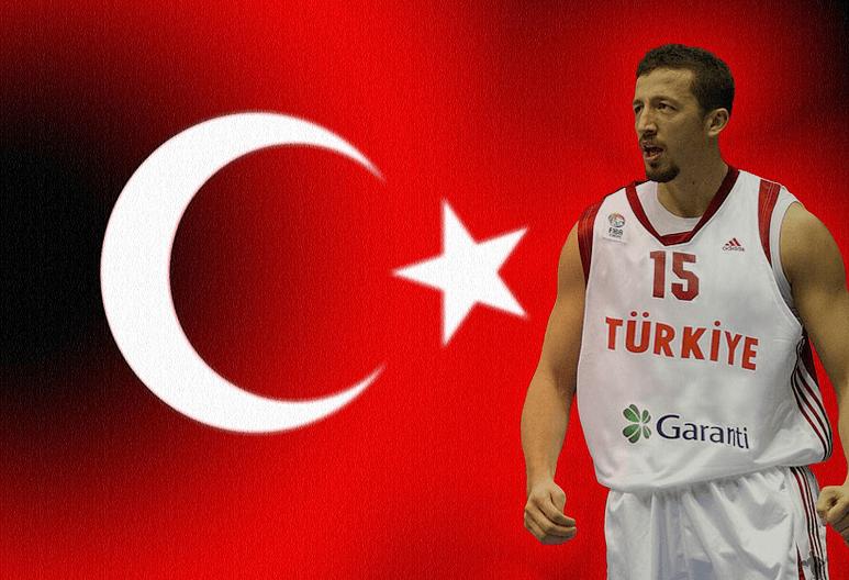 Türkiye'nin Jordan'ı Hidayet Türkoğlu