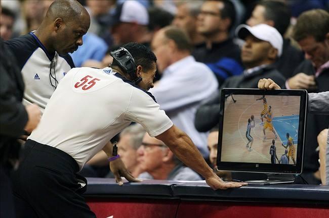 NBA'de Hakemler Artık Pozisyonu Tekrar İzlemeyecek