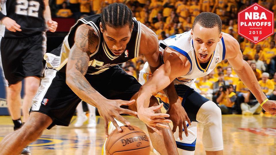 2015 NBA Playoff Dönemi