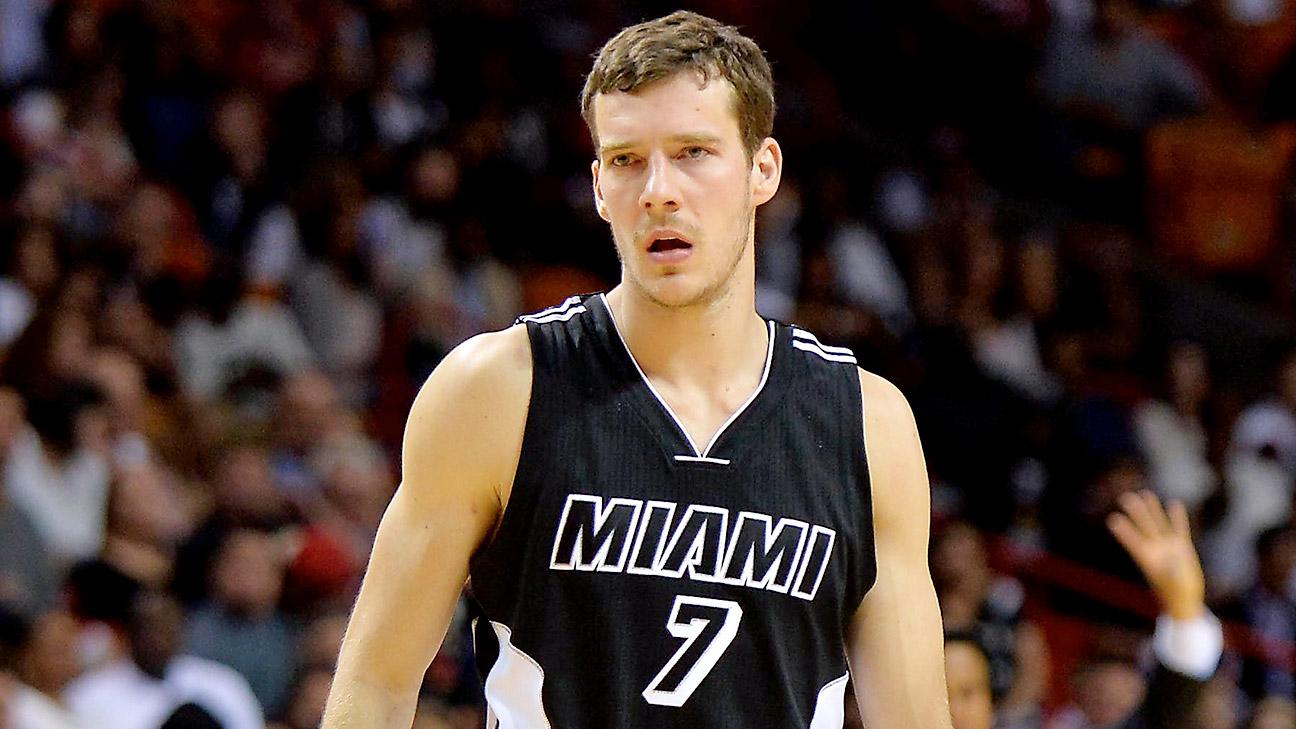 Miami Heat 2015 Goran Dragic