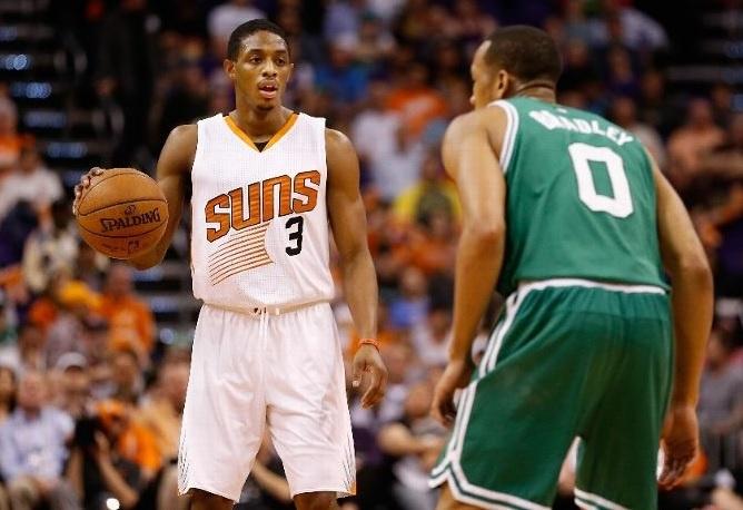 Phoenix Suns Brandon Knight