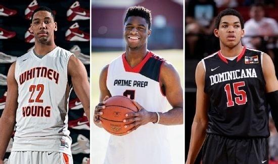NBA Draftları 2015'in Genç Yıldız Adayları