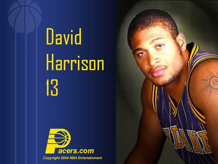 32'sinde Mc Donald's Çalışan NBA Oyuncusu : David Harrison