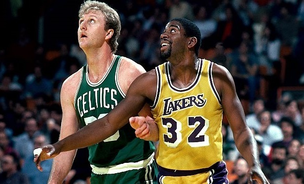 Magic Johnson ve Larry Bird Rekabeti