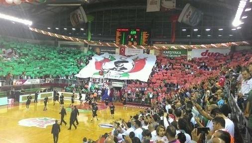 Karşıyaka Eurocup Yarı Finalinde