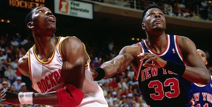 Rockets-Knicks 94 NBA Finalleri Serisi ve 7. Maç