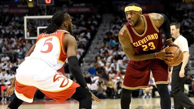 Doğu Konferansı'nda NBA Playoff Eşleşmeleri