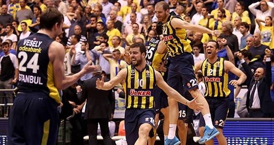 Fenerbahçe Ülker'in Euroleague Karnesi