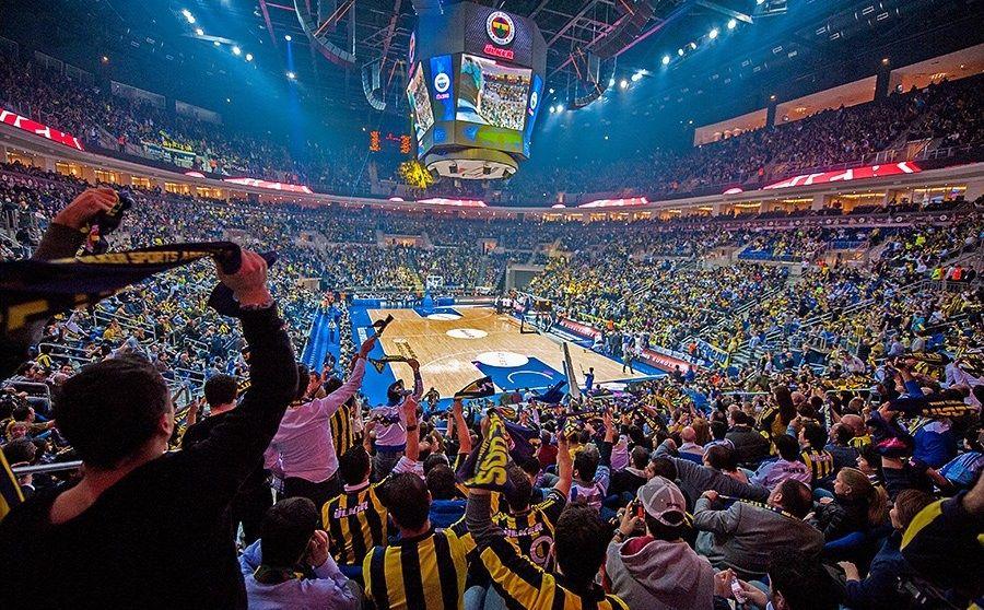 Fenerbahçe Ülker Maç Biletleri
