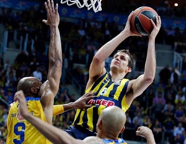 Fenerbahçe Ülker-Maccabi Serisi 1. Maçın Özeti