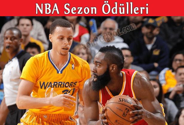 NBA Sezon Ödülleri MVP