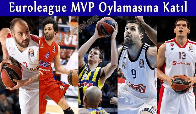 2015 Euroleague MVP Oylaması