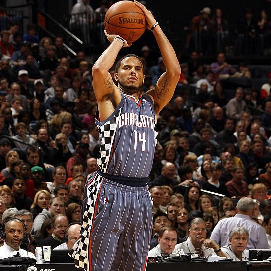 Charlotte Bobcats NBA Formaları