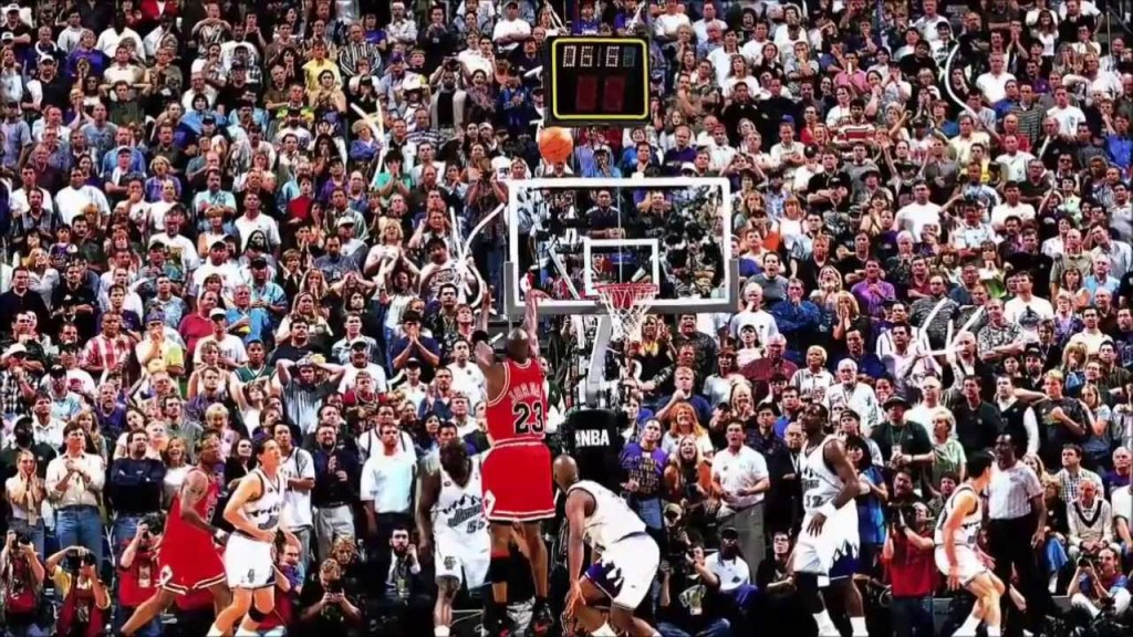 Michael Jordan 1998 NBA finalleri
