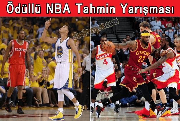 NBA Tahminlerini Yap Ödülü Kazanma Şansını Yakala