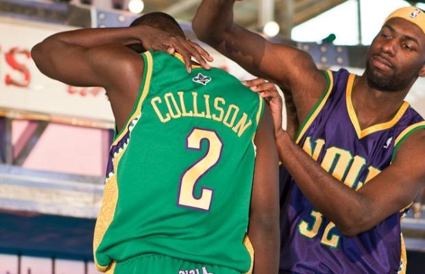 New Orleans Hornets NBA formaları