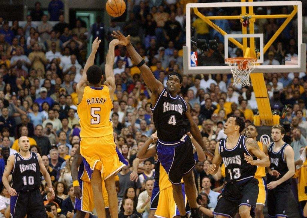 Robert Horry NBA Finali