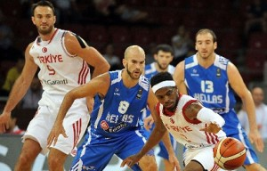 Eurobasket A Milli Basketbol Takımı