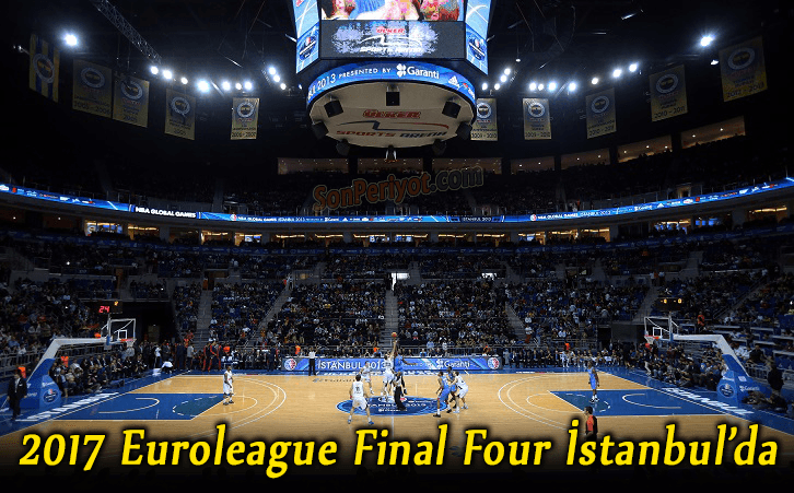 Euroleague Final Four 2017