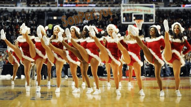 NBA Christmas Maçları 2015