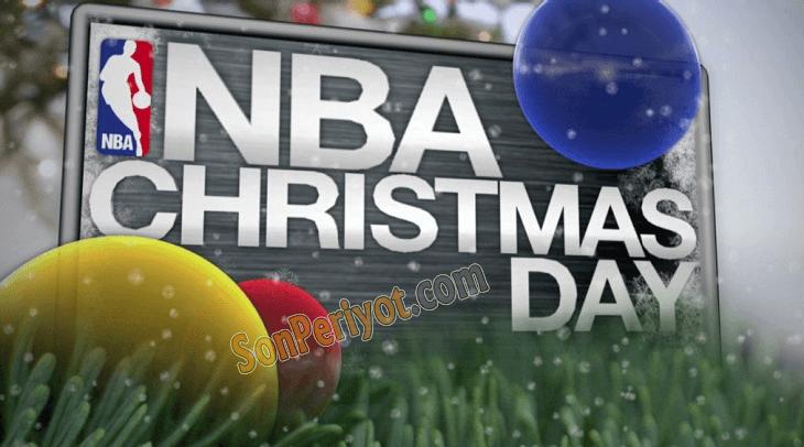 NBA Christmas Maçları Bu Gece Oynanıyor