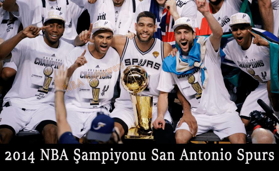 2016 San Antonio Spurs'ü Üstüne Can Ata Yazdı