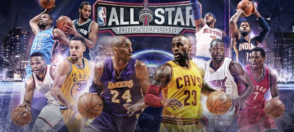 NBA All-Star 2016 Programı ve Etkinliklere Katılacak Oyuncular