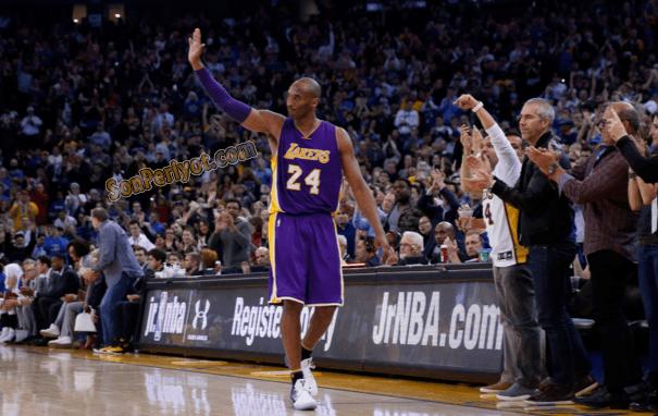 Kobe Bryant'ın Son Maçı