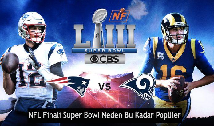 Super Bowl - NFL Finali