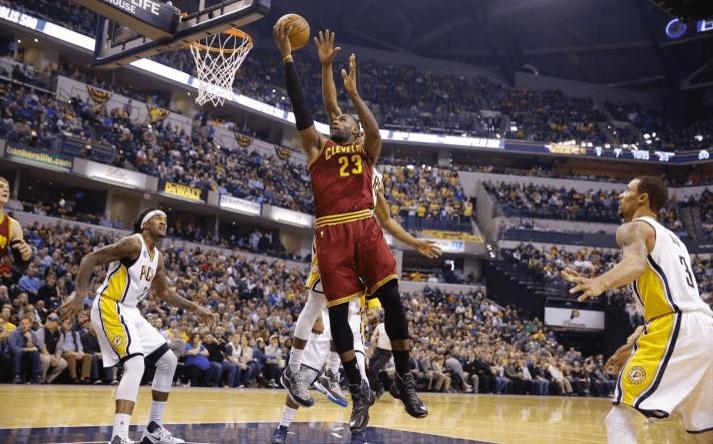 Indiana Deplasmanında Cavaliers Kazandı : 111-106