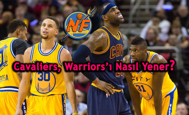 Cavaliers Warriors NBA Finali