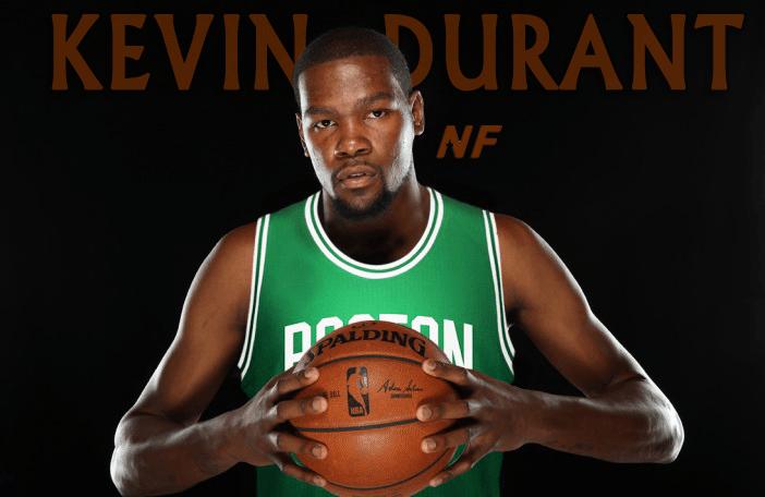 Kevin Durant Seneye Hangi Takımda Oynayacak
