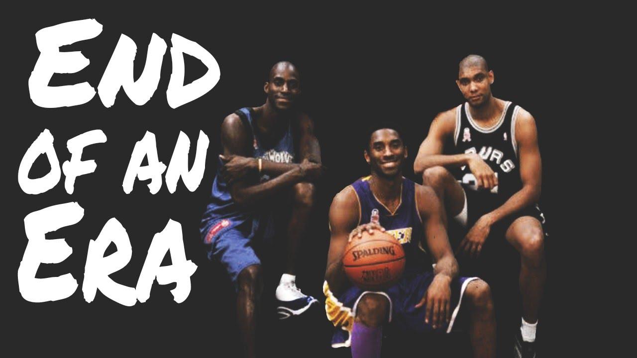 NBA Güncesi 1 - Efsaneler Bırakıyor