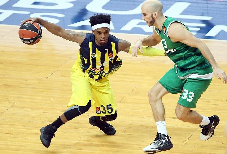 Fenerbahçe, Ülker Arena'da Çiçek Açtı