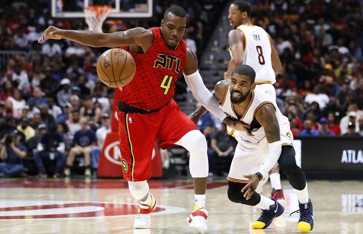 Atlanta Hawks, Cavaliers'ı Yine Devirdi