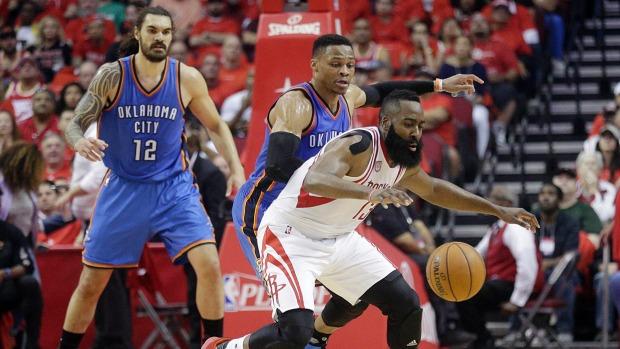 NBA Play-off 1. Turunda Tamamlanan Seriler