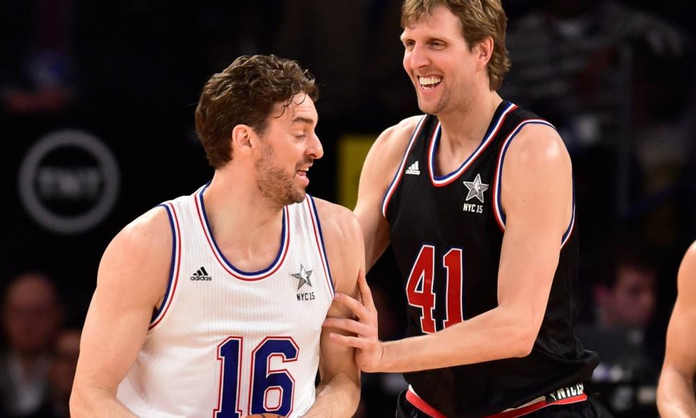 NBA'de Oynamış En İyi 10 Avrupalı Basketbolcu