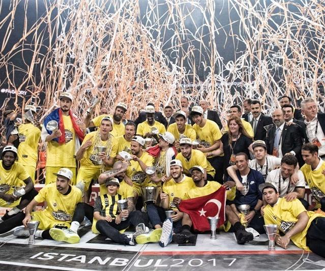 Obradovic - Fenerbahçe Euroleague Şampiyonluğu