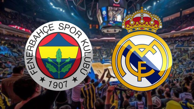 Fenerbahçe - Real Madrid Maçı