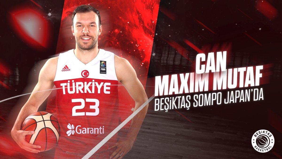 Can Maxim Mutaf Resmen Beşiktaş'ta