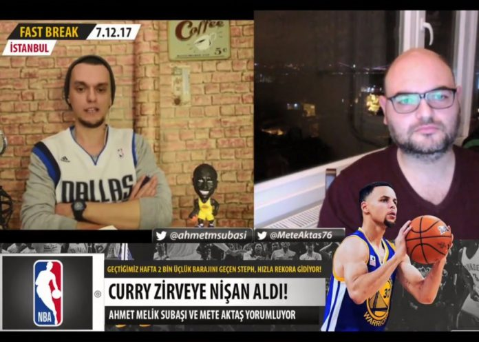 Curry Tarihin En İyi Şutörü Mü? | NBA FastBreak 12