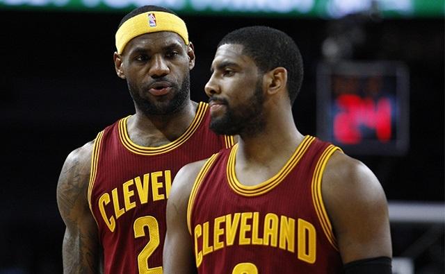 LeBron James, Kyrie Irving'e Kızgın mı ?