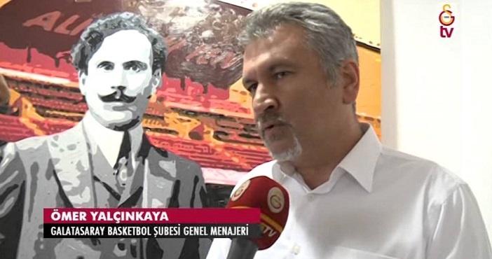 Ömer Yalçınkaya Galatasaray