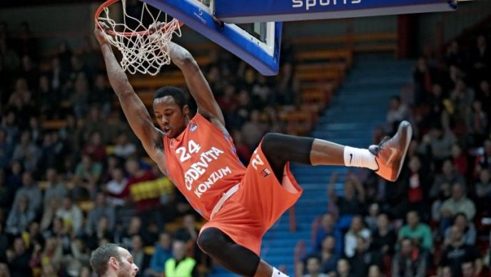 Scotty Hopson Galatasaray Odeabank'ta