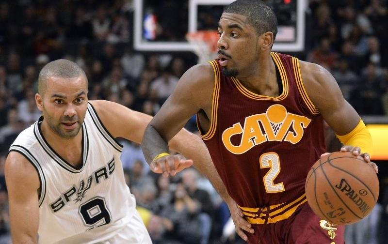 Spurs, Kyrie Irving'in peşinde