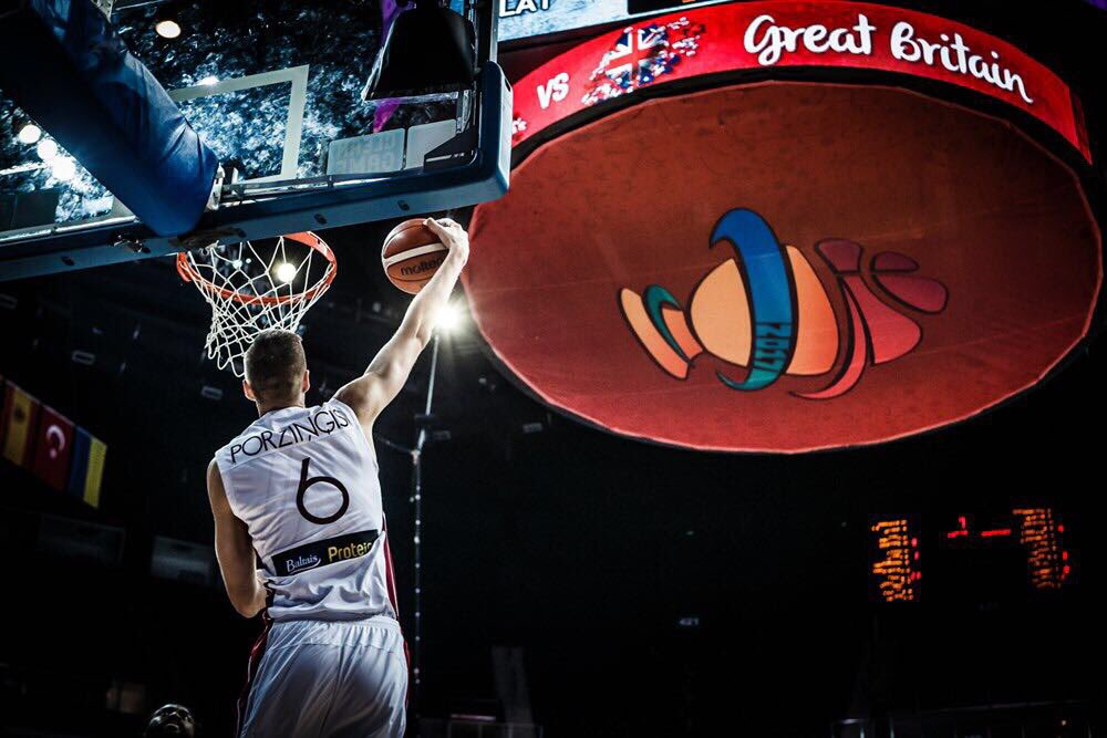 Eurobasket 2017 Letonya