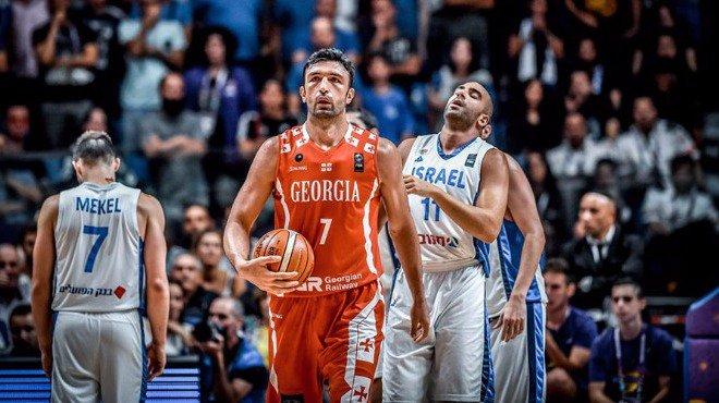 Eurobasket 2017 Zaza Pachulia
