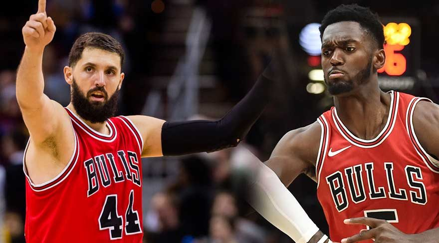 Chicago Bulls'ta Büyük Kavga !